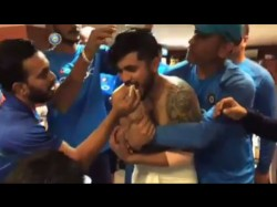 After India S Match Winning Performance It S Time Manish Pandey S Birthday Celebration