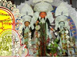 Durga Puja Rani Rashmani Kolkata Starts The Year