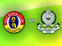 East Bengal Losses Their First Point Kolkata League Against Mohamedan