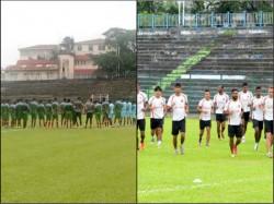 Mohun Bagan East Bengal Is Gearing Up Sunday S Kolkata League Derby