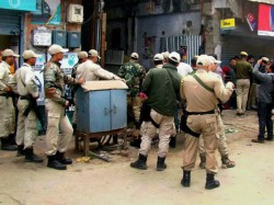 Police Finds The Explosive Making Factory Near Bimal Gurung S House