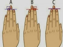 Length Your Fingers Will Say About Your Character