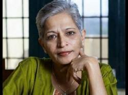 No Threat Calls Gauri Lankesh Confirms Sit