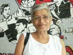 Gauri Was Getting Naxal Threats Claims Indrajit Lankesh