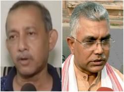 Goutam Dev Criticizes Dilip Ghosh His Support Bimal Gurung