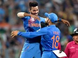 Virat Kohli Reveals Why Hardik Pandya Promoted Indian Batting Order