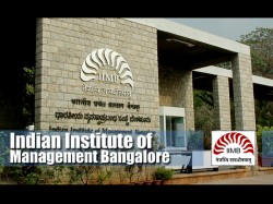 Iim Bangalore Parteners With German B Schools New Management