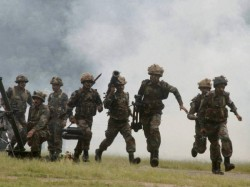 Indian Army Carries Out Surgical Strikes On Naga Insurgents Nscn Indo Myanmar Border