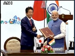 Modi Abe Signs 15 Agreements At Indo Japan 12th Annual Summit