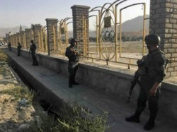Suicide Attack Outside Kabul Cricket Stadium Afghanistan Killed 2 Injured
