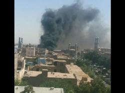 Six Rockets Land Near Kabul Airport After Mattis Arrives