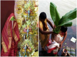 All Saris Are Stolen From Durga Puja Mandap Hoogly
