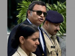 Karti Closed Many Foreign Accounts Shifted Money Cbi Says Supreme Court