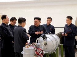 Hydrogen Bomb Test Causes Tremors Declares North Korea