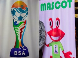 Organiser Beach Football Tournament Tajpur Reveals Logo Mascot