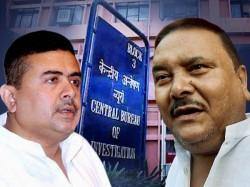 Cbi Summons Madan Mitra Subhendu Adhikari Narad Case