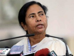 Mamata Banerjee Blames Rajnath Singh Meeting With Roshan Giri