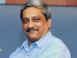 Manohar Parrikar Urges Spend 100 Hours Year Cleanliness Drive
