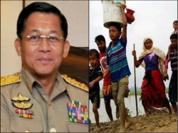 Myanmar S Army Chief Has Urged The Country Unite Over The Issue Of The Rohingya