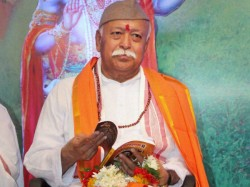 Hinduness Isn T About What One Wears Or Eats Says Rss Chief