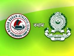 Packed Kalayani Stadium Enjoys Kolkata League S First Mini D