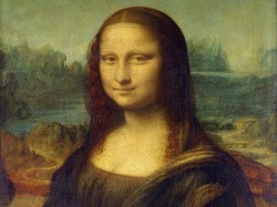 Nude Drawing Found France May Have Been Leonardo Da Vinci S Mona Lisa