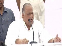 Mulayam Singh Yadav Tells He Is Not Forming New Party