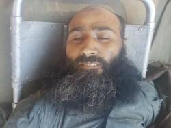 Dreaded Terrorist Abdul Qayoom Najar Killed Uri Jammu Kashmir