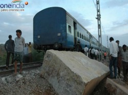 Train Derailment Uttar Pradesh India