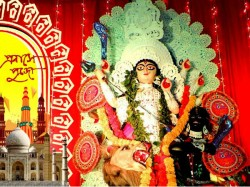 Bannerghata Puja Foundation Is Celebrating 5th Year Durgapuja In Bangalore