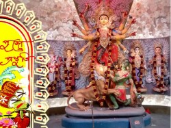 Some North Kolkata S Old Barowaari Durga Pujas Are Now Turning To Theme