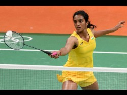 Pv Sindhu Enters Into Korean Open Series Final