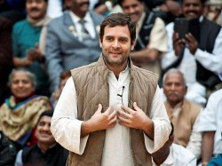 Rahul Gandhi Likely Be Take Charge As Congress President Early Next Month Veerappa Moily