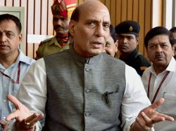 Rohingya Muslims Living India Have Entered Illegally Says Rajnath Singh