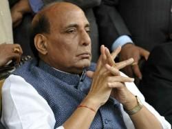 Rohingyas Threat National Security Says Rajnath