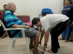 On Teacher S Day Sachin Sindhu Pays Respect Their Guru