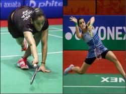 Pv Sindhu Saina Nehwal Crashesh Of Japan Open