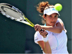 Sania Mirza Is Of Us Open After Lossing Her Former Partner