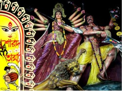 The Largest Durga Idol World Is In Uluberia