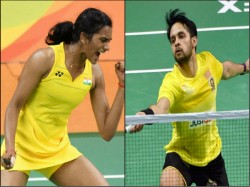 Pv Sindhu P Kashyap Are Doing Well Korean Open Series