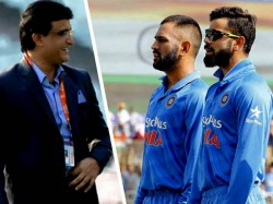 Sourav Gives Credit Virat Kohli Bringing Dhoni Back Into Per