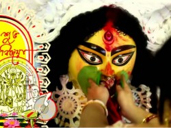 Minds Bengal Are Full Joy On Vijaya Dashami Despite End Durga Puja