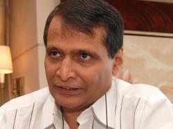 Suresh Prabhu Bid Adieu Indian Railways A Series Tweet