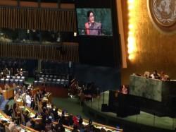 Swaraj Slams Pakistan At Un