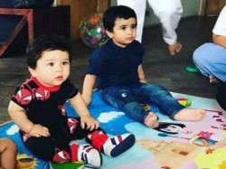 Taimur Ali Khan Laksshya Kapoor Enjoy Their Play Date