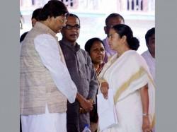 Subrata Bakshi Meets With Tapas Paul At Bhubaneswar
