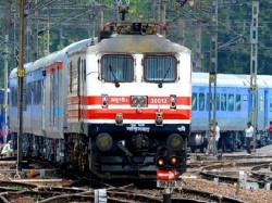 Infrared Camera System Check Derailments Indian Railways