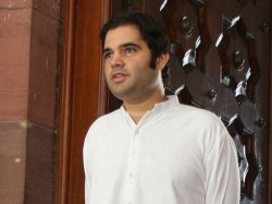 Varun Gandhi Goes Against Centers Stand On Rohingyas