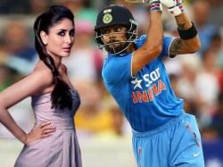 Kareena Kapoor Say Virat Is His Favourite Player Compares Hi