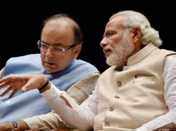 Narendra Modi S Meeting With Arun Jaitley About Economic Gro